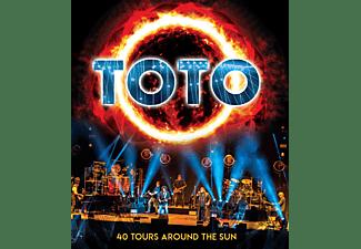 Toto - 40 TOURS AROUND THE SUN  - (Blu-ray)