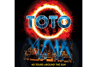 Toto - 40 TOURS AROUND THE SUN  - (CD)