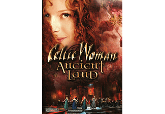 Celtic Woman - Ancient Land (Live From Johnstown Castle,DVD)  - (DVD)