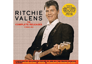 Ritchie Valens - The Complete Releases 1958-60  - (CD)
