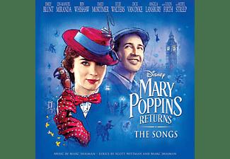 VARIOUS - Mary Poppins Returns: The Songs (LP)  - (Vinyl)