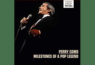 Perry Como - Milestones Of Pop Legend  - (CD)