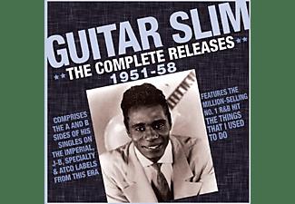 Eddie 'Guitar Slim' Jones - The Complete Releases  - (CD)