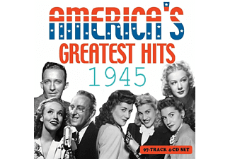 VARIOUS - America's Greatest Hits 1945  - (CD)