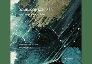 Matthis Kuhn, Ensemble Proton Bern - VERS UNE PRESENCE REELLE.  - (CD)