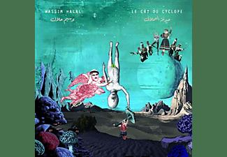 Wassim Halal - Le Cri Du Cyclope  - (CD)