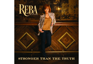 Reba McEntire - Stronger Than The Truth  - (CD)