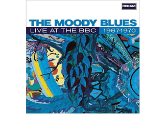 The Moody Blues - Live At The BBC: 1967-1970 (Ltd.3LP Deluxe)  - (Vinyl)