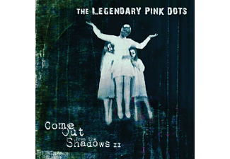 The Legendary Pink Dots - Come Out From The Shadows II  - (CD)