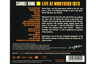 Carole King - Live At Montreux 1973 (CD+DVD) [CD + DVD Video]