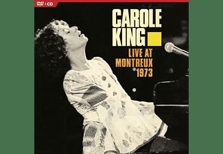 Carole King - Live At Montreux 1973 (CD+DVD)  - (CD + DVD Video)
