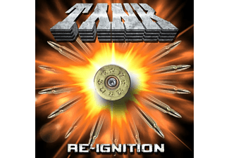 Tank - Re-Ignition  - (CD)