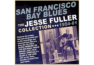 Jesse Fuller - The Jesse Fuller Collection  - (CD)