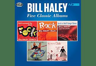 Bill Haley - Five Classic Albums  - (CD)