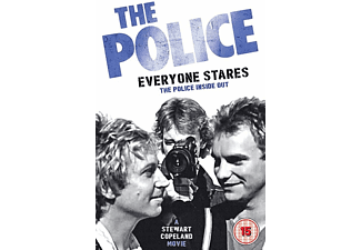 The Police - Everyone Stares-The Police Inside Out (DVD)  - (DVD)