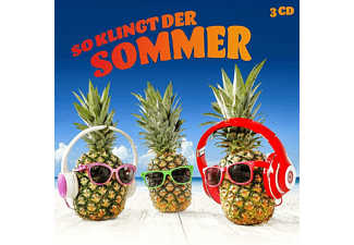 VARIOUS - So Klingt Der Sommer  - (CD)