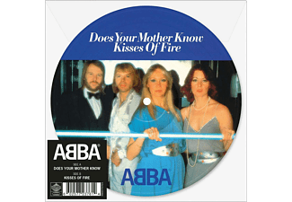 """ABBA - Does Your Mother Know (Ltd.7"""" Picture Disc)  - (Vinyl)"""