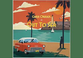 Chris Orrick - Out Of Sea  - (CD)