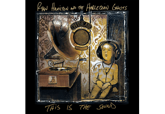 Ryan & The Harlequin Ghosts Hamilton - THIS IS THE SOUND  - (CD)