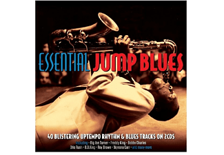 VARIOUS - ESSENTIAL JUMP BLUES  - (CD)
