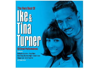 Ike & Tina Turner - VERY BEST OF  - (CD)