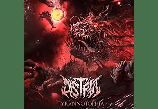 Distant - Tyrannotophia  - (CD)