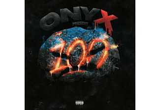 Onyx - 100 MAD  - (CD)