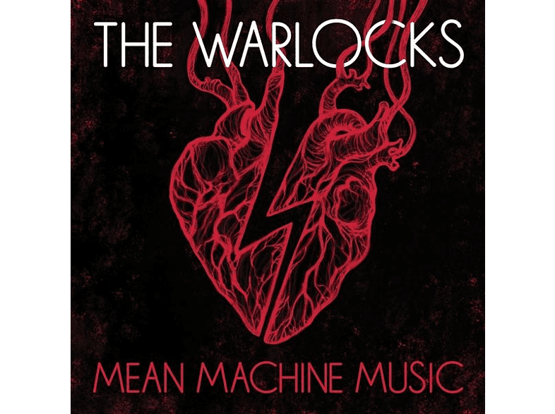 The Warlocks - MEAN MACHINE MUSIC [CD]