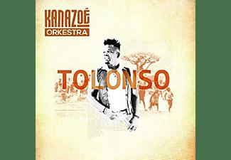 Kanazoe Orkestra - TOLONSO  - (CD)