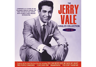 Jerry Vale - THE COLLECTION 1953-1962  - (CD)