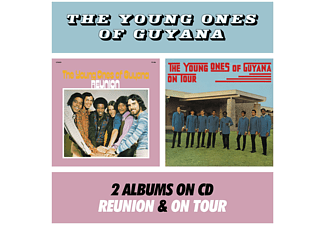 Young Ones Of Guyana - REUNION & ON TOUR  - (CD)