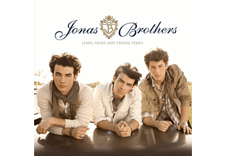 Jonas Brothers - Lines,Vines And Trying Times (Reissue)  - (CD)