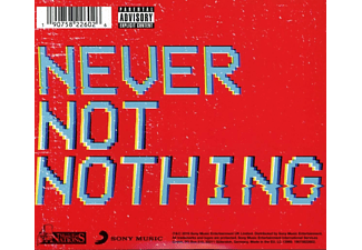 Black Futures - Never Not Nothing  - (CD)