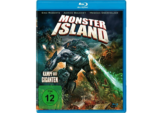 Monster Island-Kampf der Giganten Blu-ray