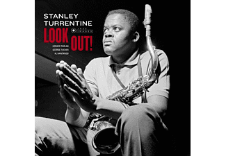 Stanley Turrentine - Look Out!  - (Vinyl)