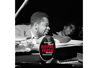 Donald Byrd, Herbie Hancock - Royal Flush  - (Vinyl)