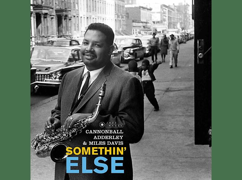 Cannonball Adderley, Miles Davis - Somethin' Else [Vinyl]
