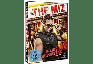 The Miz-A-List Superstar DVD
