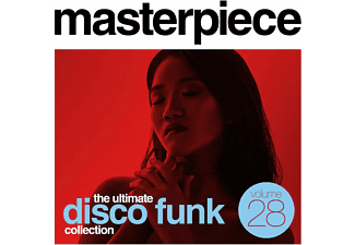 VARIOUS - Masterpiece The Ultimate Disco Funk Collection 28  - (CD)