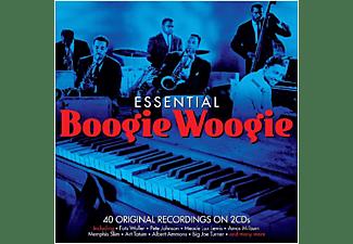 VARIOUS - Essential Boogie Woogie  - (CD)