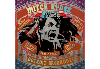 Mitch Ryder - Detroit Breakout!  - (CD)