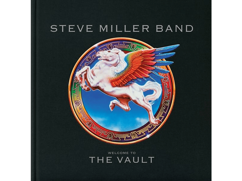 Steve Miller Band - Welcome To The Vault (Ltd.CD Box) [CD + DVD Video]