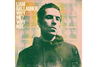 Liam Gallagher - Why Me? Why Not.  - (Vinyl)