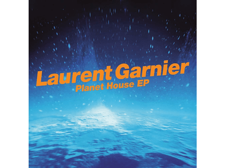 Laurent Garnier - Planet House EP [EP (analog)]