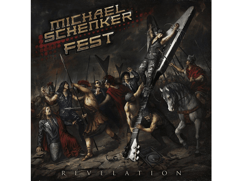 Michael Schenker Fest - Revelation [CD]