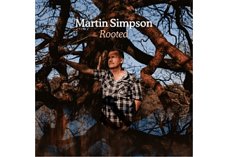 Martin Simpson - Rooted  - (CD)