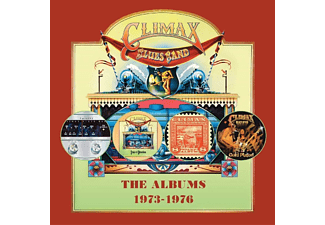 Climax Blues Band - The Albums 1973-1976  - (CD)