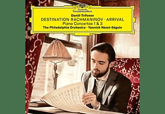The Philadelphia Orchestra, Daniil Trifonov - Destination Rachmaninov-Arrival  - (Vinyl)