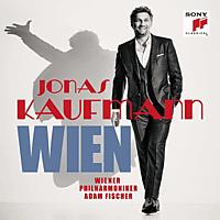 Jonas Kaufmann, Wiener Philharmoniker - Wien (Deluxe Edition) [CD]