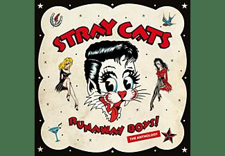 Stray Cats - Runaway Boys-The Anthology  - (Vinyl)